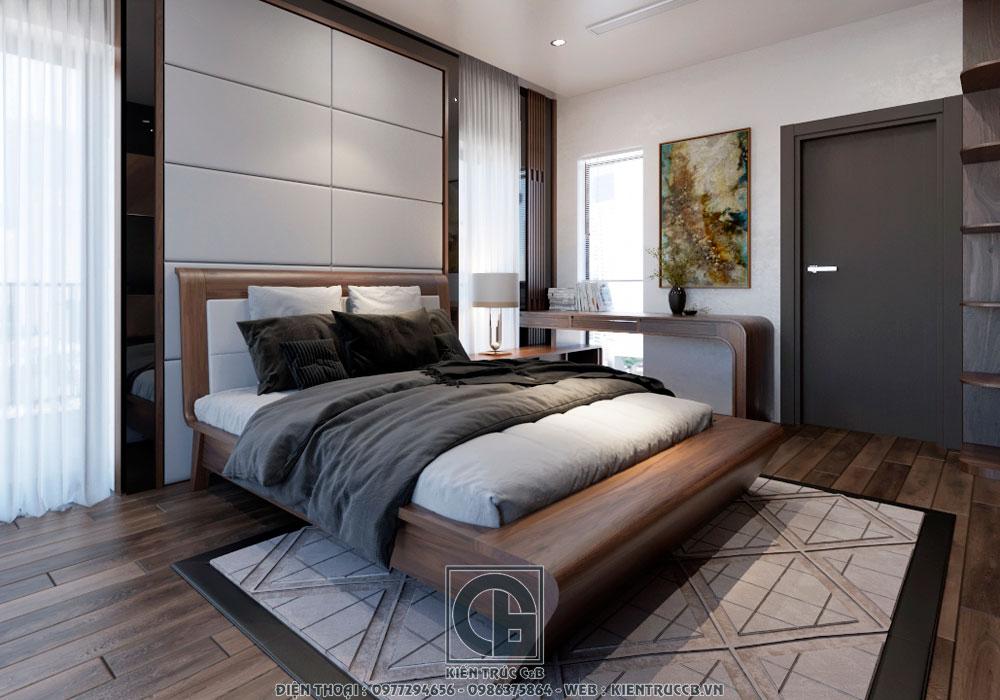 Mẫu thiết kế nội thất hiện đại cho biệt thự