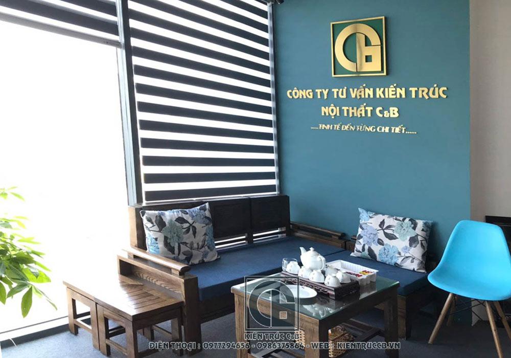 Kiến trúc C&B khai trương văn phòng mới