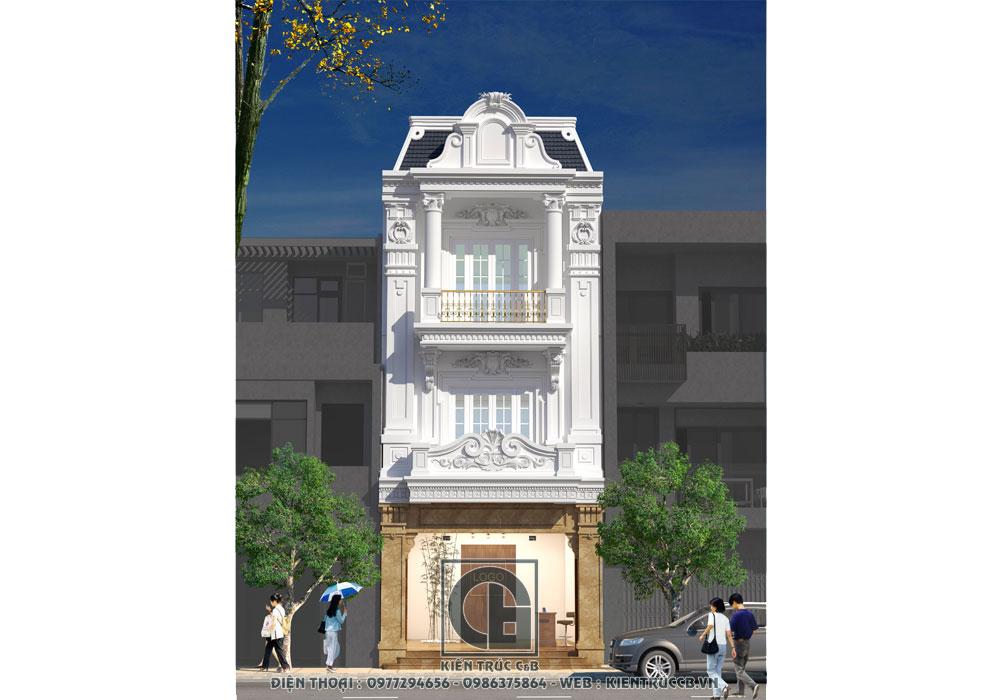 Lưu ý khi thiết kế nhà phố hiện đại