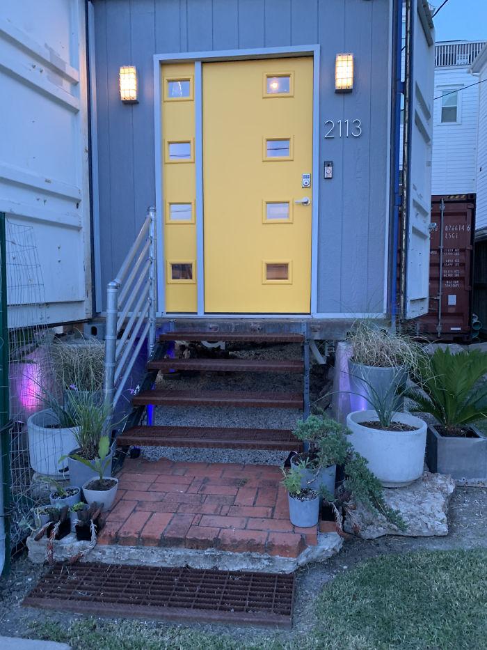 Thiết kế biệt thự nhà phố từ 11 container