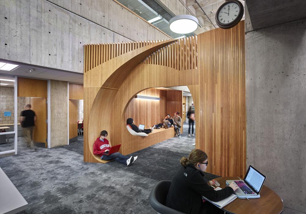Ngắm không gian đẹp từ thiết kế nội thất
