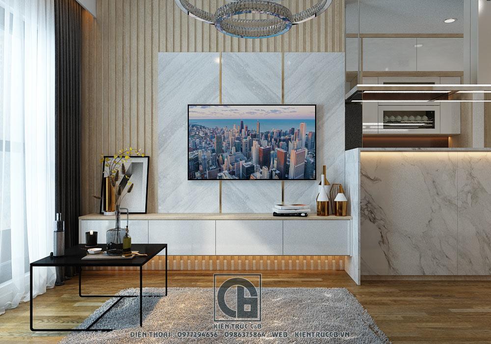 mẫu thiết kế nội thất chung cư hiện đại đẹp