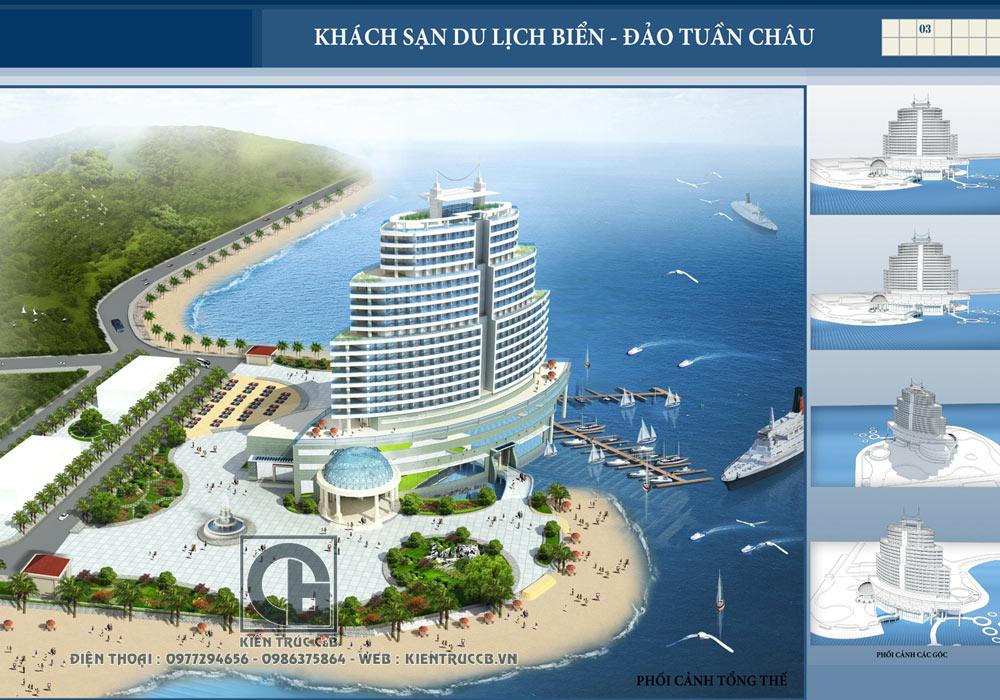 Tiêu chuẩn thiết kế khách sạn 5 sao