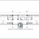 Thiết kế nhà phố 3 tầng cho thuê