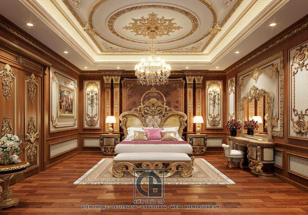 Thiết kế nội thất đẹp mê ly