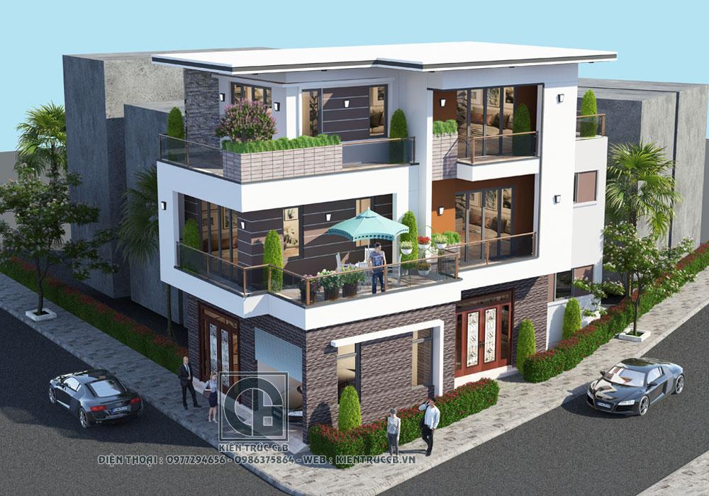 Vai trò của kiến trúc sư trong thiết kế nhà
